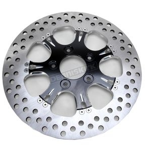 Performance Machine 11 1/2 in. Front Virtue Platinum Cut Two-Piece Brake Rotor - 01331522VIRSBMP