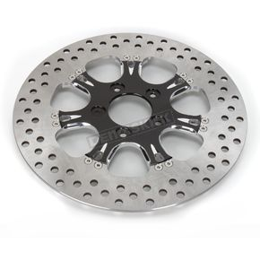 Performance Machine 11.8 in. Front Virtue Platinum Cut Two-Piece Brake Rotor - 01331800VIRSBMP