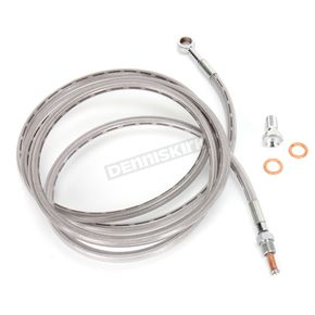 Goodridge Stainless Steel Braided Hydraulic Clutch Line - HD2001-1CCH-67