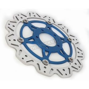 EBC Blue Vee Series Brake Rotor - VR841BLU