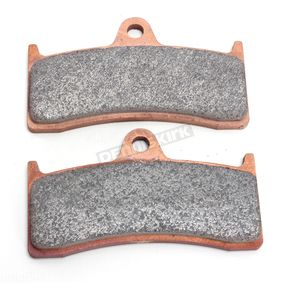 DP Brakes DP Sport HH+ Supersport Sintered Brake Pads for Performance Machine Calipers - SDP324HH