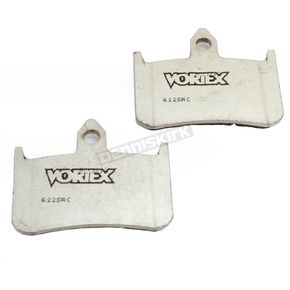 Vortex Superbike Racing Carbon Brake Pads - 622SRC