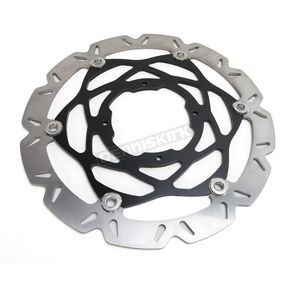 EBC Kawasaki SMX Carbon Look Brake Rotor Kit - SMX6329