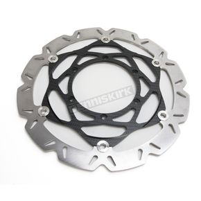 EBC Suzuki SMX Carbon Look Brake Rotor Kit - SMX6094