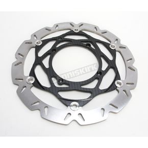 EBC Husqvarna SMX Carbon Look Brake Rotor Kit - SMX6184K9