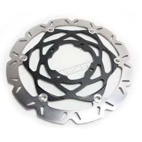 EBC Kawasaki SMX Carbon Look Brake Rotor Kit - SMX6213