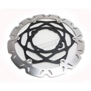 EBC Kawasaki SMX Carbon Look Brake Rotor Kit - SMX6264