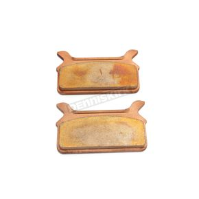Drag Specialties Rear Premium Sintered Metal Brake Pads OEM #43957-86B / 43957-86D - 1721-2471