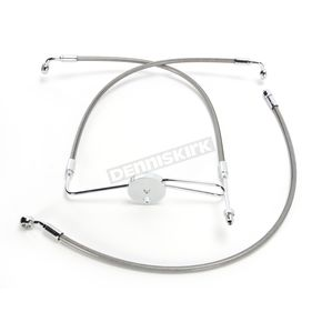 Magnum Natural XR Stainless Extreme Response Front Brake Line Kit - SSC1310-29