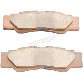 Moose Rear Brake Pads - 1721-2493