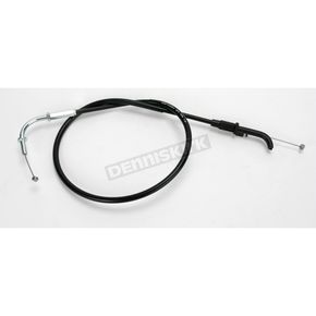 Parts Unlimited 37 in. Pull Throttle Cable - 03-0301
