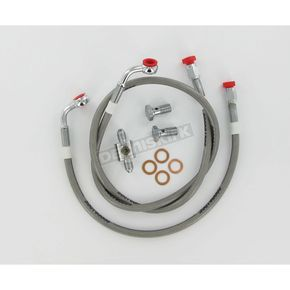 Goodridge Rear OEM-Style Brake Line - 47 1/2 in. L - HD9263-A