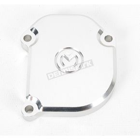 Moose Polished Aluminum Throttle Cover - 0632-0010
