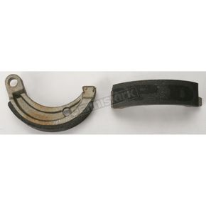 DP Brakes Asbestos Free Sintered Metal Brake Shoes - DP9192