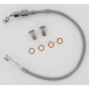Goodridge OEM Style Rear Brake Line Kit - HD9219-A