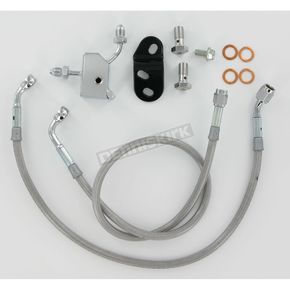 Goodridge OEM Style Rear Brake Line Kit - HD9232-A