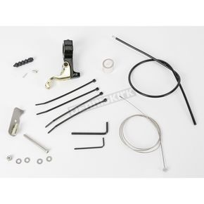 Full Throttle Inc. Goldfinger Left Hand Throttle Kit for Polaris - 007-1022G