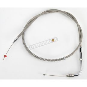 Barnett Stainless Steel Throttle Cable - 102-30-30025