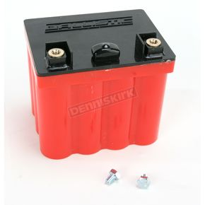 Ballistic Performance EVO2 12-Volt LifeP04 Motorcycle Battery - 100-012L