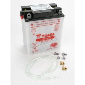 Yuasa Yumicron High Powered 12-Volt Battery - YB12AL-A2