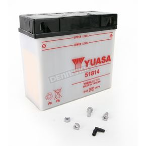 Yuasa Yumicron High Powered 12-Volt Battery - 51814