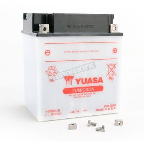 Yuasa Yumicron High Powered 12-Volt Battery - YB30CLB