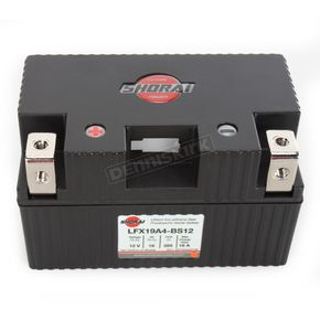 Xtreme-Rate 12-Volt LifeP04 LFX Lithium Battery - LFX19A4-BS12