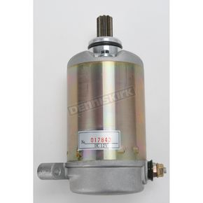 Ricks Motorsport Electrics Starter Motor - 61-406
