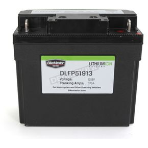 BikeMaster Lithium Ion Battery - DLFP-51913
