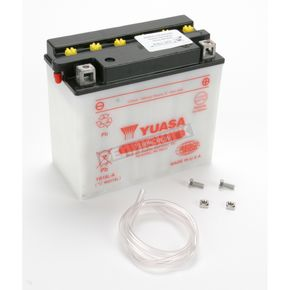 Yuasa Yumicron High Powered 12-Volt Battery - YB18-LA
