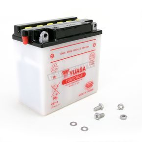 Yumicron High Powered 12-Volt Battery - YB7-A