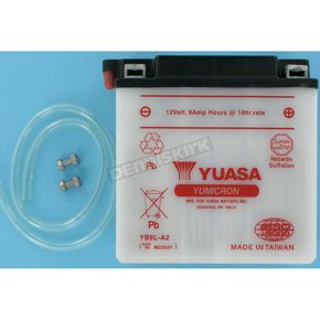 Yuasa Yumicron High Powered 12-Volt Battery - YB9L-A2