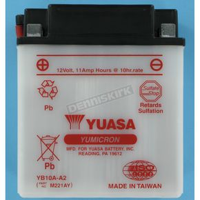 Yumicron High Powered 12-Volt Battery - YB10A-A2