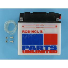 Heavy Duty 12-Volt Battery - RCB16CLB