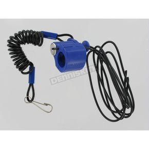 Pro Design Blue/Black Lanyard Kill Switch  - PD103A