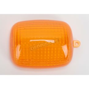 K & S Replacement Amber Lens - 25-1140