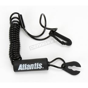 Atlantis Floating Black Lanyard Cord - A8130