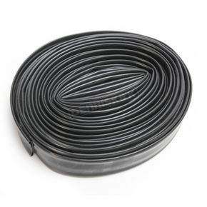 Drag Specialties Black .75 in.-.375 in. Shrink Tubing  - DS305221