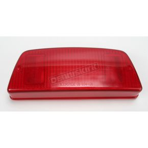 Kimpex Red Taillight Lens - 01-104-05