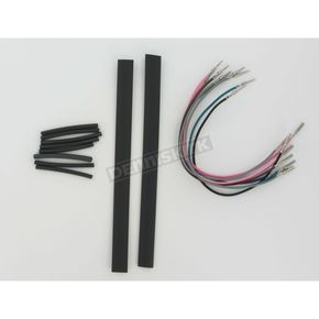 Novello Handlebar Wire Harness 15 in. Extension Kit for HD Radio - DN-WHR15