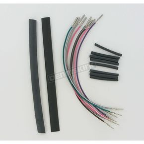 Novello Handlebar Wire Harness 12 in. Extension Kit for HD Radio - DN-WHR12-07