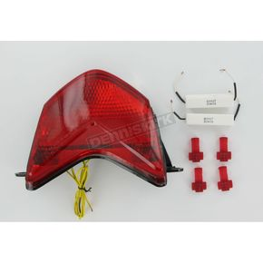 Clear Alternatives Sequential Integrated LED Taillight Kit - CTL0080QR