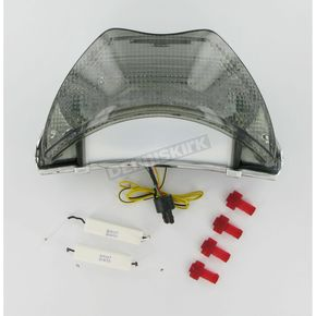 Clear Alternatives Sequential Integrated LED Taillight Kit - CTL0007QS