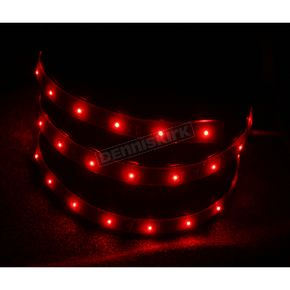 Brite-Lites Red Strip Accent Light Kit - BL-ASLEDR