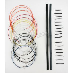 Novello 20 in. Handlebar Wire Harness Extension Kit - DN-WH20C-07