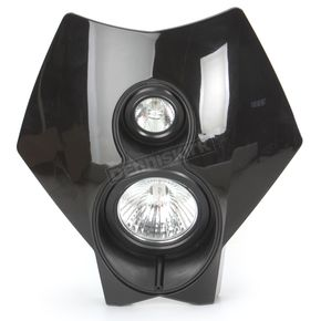 Trail Tech HID X2 Headlight - 36E2-70