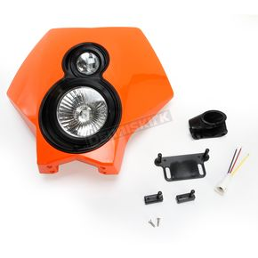 Trail Tech HID X2 Headlight - 36E3-70