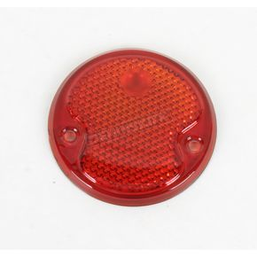 NYC Choppers Replacement Lens for 1932  Ford Bobber Style Side Mount License Plate Taillight Assembly - 1932RYLENS