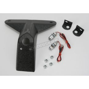 Hot Bodies Racing Textured Black Tag Fender Eliminator - 80701-1000
