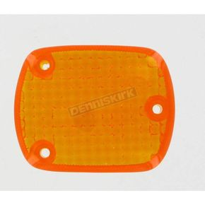 K & S Replacement Amber Lens - 25-1070